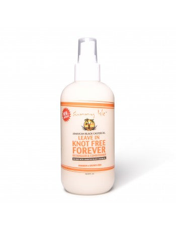 NEW & IMPROVED SUNNY ISLE KNOT FREE FOREVER LEAVE IN CONDITIONER 8OZ