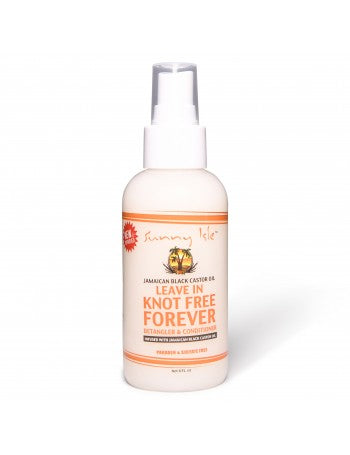 NEW & IMPROVED SUNNY ISLE KNOT FREE FOREVER LEAVE IN CONDITIONER 4OZ