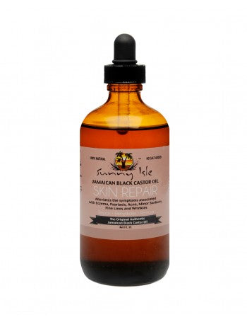 SUNNY ISLE JAMAICAN BLACK CASTOR OIL & YLANG YLANG MASSAGE AND AROMATHERAPY OIL - RELAXATION BLEND