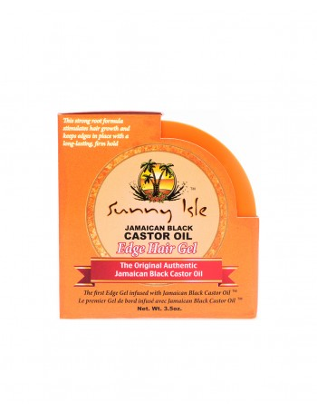 SUNNY ISLE JAMAICAN BLACK CASTOR OIL EYEBROW & EYELASH GROWTH SERUM