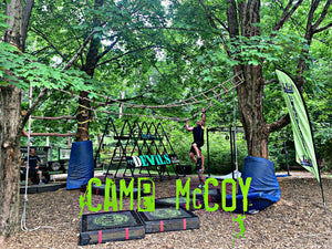WELCOME TO CAMP MCCOY: Your Newest OCR Destination For Summer 2020!
