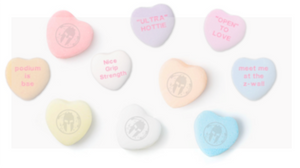 Which OCR Candy Heart Matches YOUR Race Day Personality??