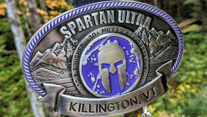Spartan Race Ultra Beast: Average Finish Time Data 2019