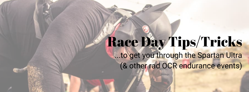 Spartan Ultra Race Day Tips and Tricks Page Link on Fierce Gear OCR