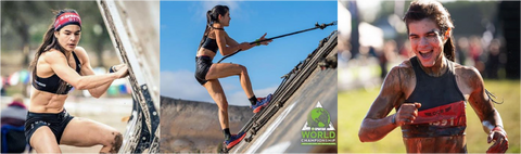 OCR Spartan Pro Team Athlete Rebecca Hammond
