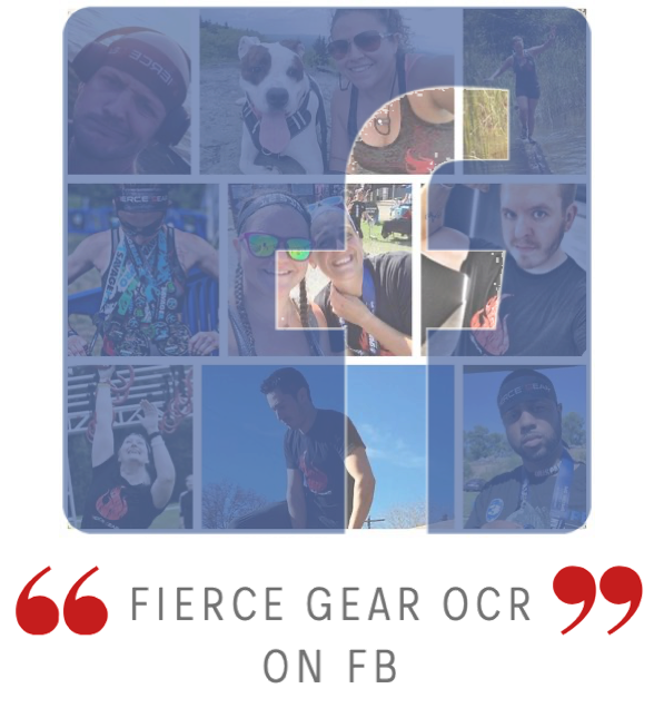 Fierce Gear OCR link to Facebook page