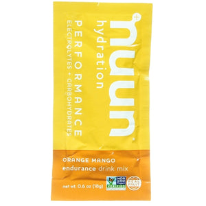 Nuun Performance Drink Mix: Orange Mango