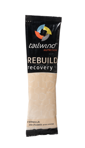 Tailwind Rebuild Recovery: Vanilla