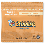 Honey Stinger Organic Energy Chew: Orange Blossom