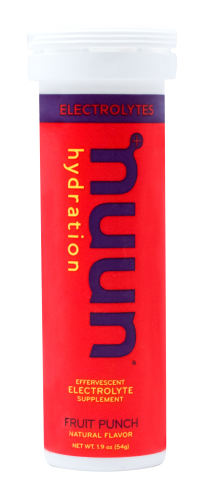 Nuun Electrolyte Tablets: Fruit Punch