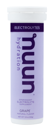 Nuun Electrolyte Tablets: Grape