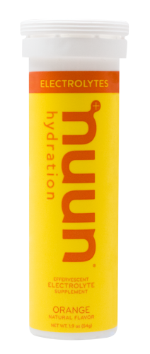 Nuun Electrolyte Tablets: Orange