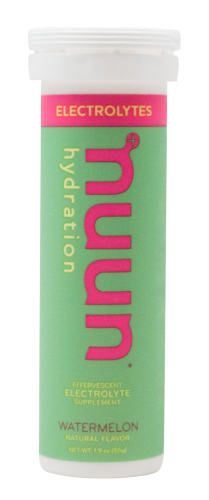 Nuun Electrolyte Tablets: Watermelon