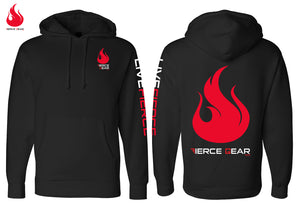 Fierce Gear OCR Black Hoodie
