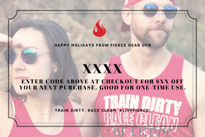 Fierce Gear OCR Gift Card