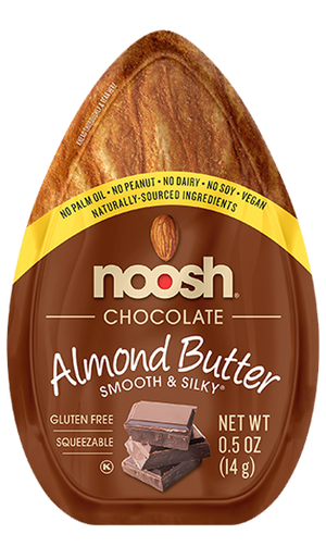 Noosh Almond Butter Packet: Chocolate