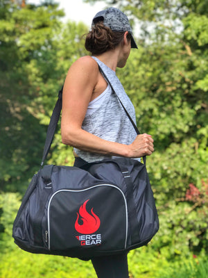 "Fierce Gear OCR 18"" Gym Bag"