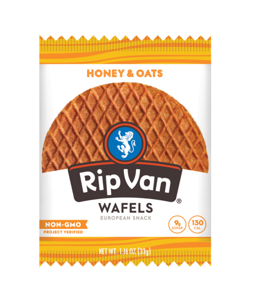 Rip Van Wafels: Honey And Oats