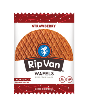 Rip Van Wafels: Strawberry