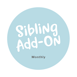 Sibling Add-On (Monthly)