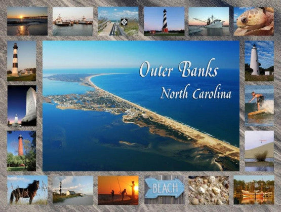 "Puzzle ""Outer Banks"""