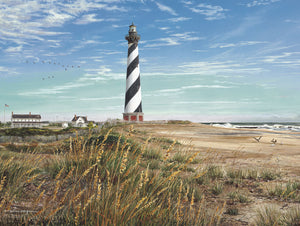 "Puzzle ""Hatteras Lighthouse"""