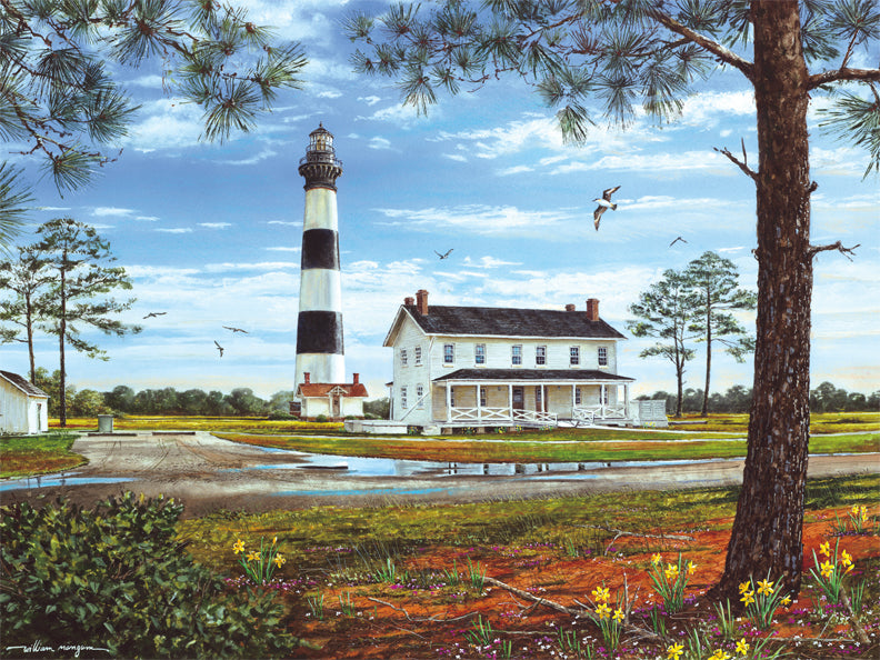 "Puzzle ""Bodie Island Lighthouse"""