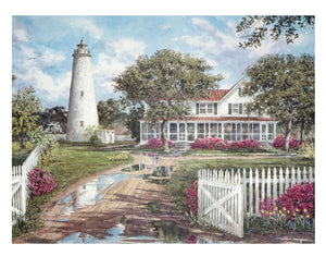 "Puzzle ""Ocracoke Lighthouse"""