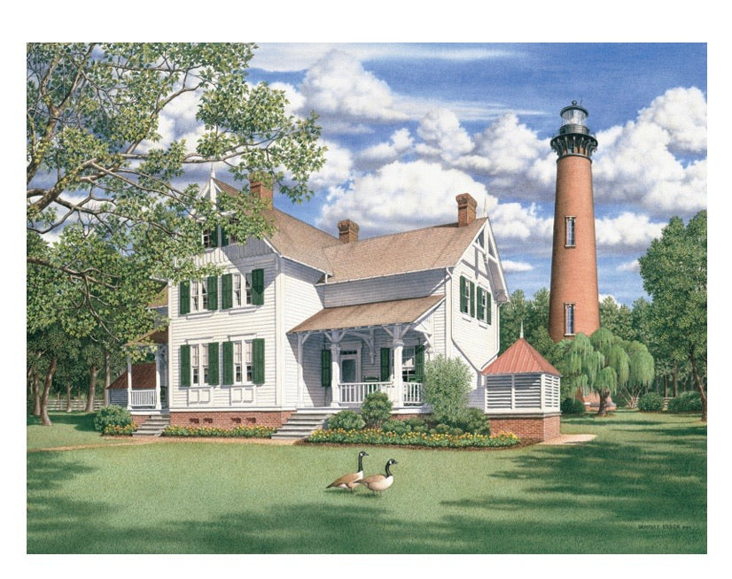 "Puzzle ""Currituck Afternoon"""