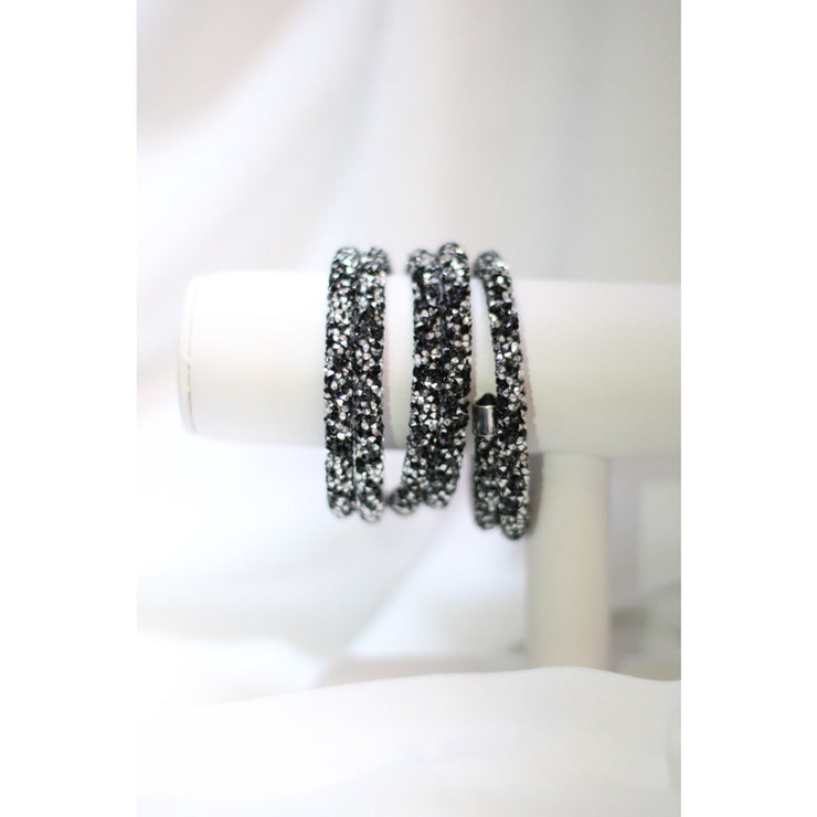 Sparkler Bangles - Luxury Soild Set