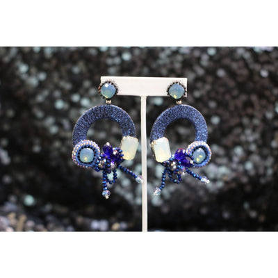 Tala Dangles - Navy