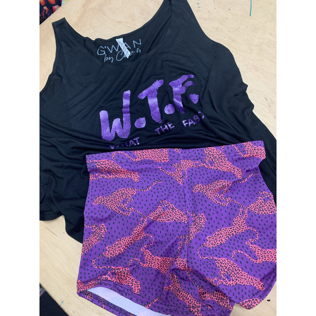 WTF 2 pcs Pum-Pum Set