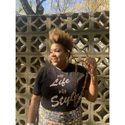Glam Tee- My Life... My Style