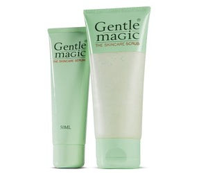 Gentle Magic Scrub+Serum Promotion