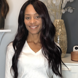 Jazmine Women's Hair System - TCC HAIR LOSS CLINIC