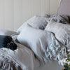 Bella Notte Linens Whisper Linen Pillowcase Free Shipping $106-$114 In Stock!  Bella Notte bluespringshome- bluespringshome