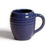 Bauer Beehive Coffee Mug in Federal Blue  Bauer Pottery Blue Springs Home- bluespringshome