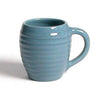 Bauer Beehive Coffee Mug in French Blue Pottery Bauer Pottery Blue Springs Home- bluespringshome
