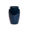 Bauer Pottery Fred Johnson #213 Vase in Moroccan Blue Pottery Bauer Pottery Blue Springs Home- bluespringshome