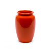 Bauer Pottery Fred Johnson #213 Vase in Orange - Blue Springs Home