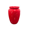 Bauer Pottery Fred Johnson #213 Vase in Poppy Red Pottery Bauer Pottery Blue Springs Home- bluespringshome
