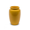 Bauer Pottery Fred Johnson #213 Vase in Yellow Pottery Bauer Pottery Blue Springs Home- bluespringshome