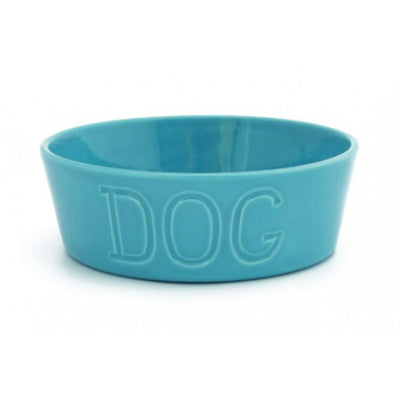 Bauer Pottery Large Dog Bowl - Blue Springs Home