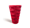 Bauer Pottery Madagascar Vase in Poppy Red  Bauer Pottery bluespringshome- bluespringshome