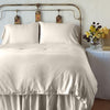 Bella Notte Linens Madera Luxe Duvet Cover | Free Shipping Duvet Bella Notte Blue Springs Home- bluespringshome