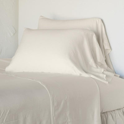 Bella Notte Linens Madera Luxe Pillowcase | Free Shipping Pillowcase Bella Notte Blue Springs Home- bluespringshome