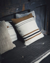 Foundry Pillow Cover by Libeco