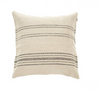 The Moroccan Stripe Pillow Cover by Libeco