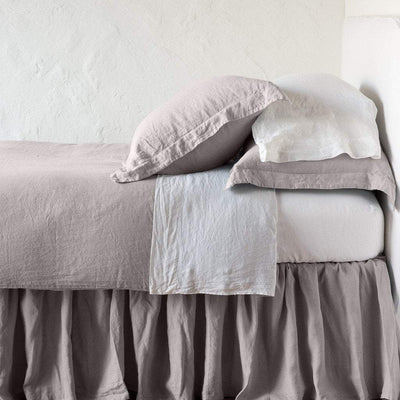 Bella Notte Linens Signature Linen Duvet Cover | Free Shipping - Blue Springs Home