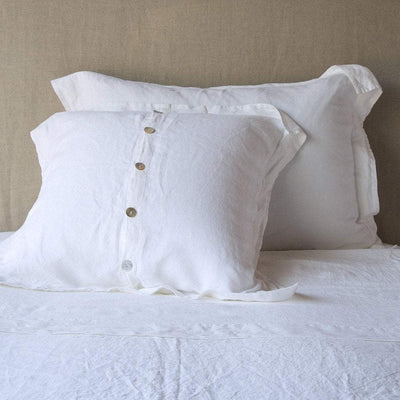 Bella Notte Linens Signature Linen Sham | Free Shipping  Bella Notte Blue Springs Home- bluespringshome